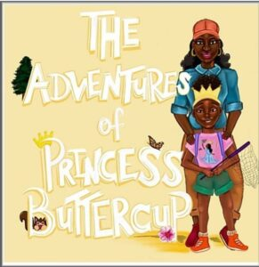 Book Cover: The Adventures of Princess Buttercup