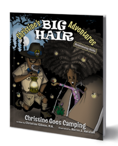 Book Cover: Christine Goes Camping