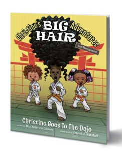 Book Cover: Christine Goes to the Dojo