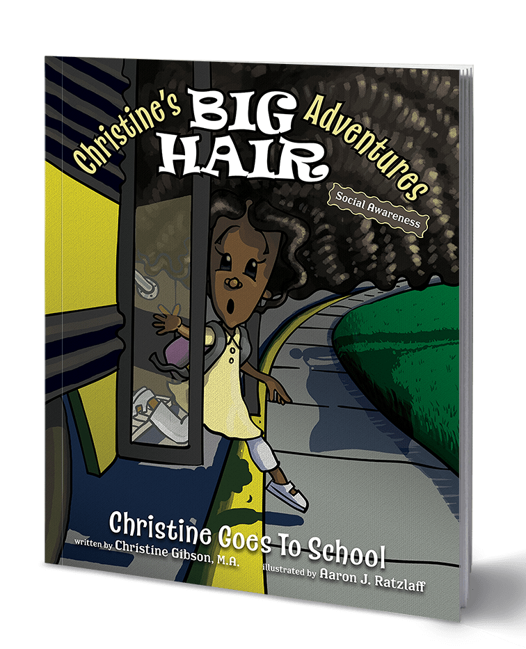 Book Cover: Christine Goes to School