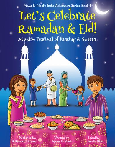 Book Cover: Let's Celebrate Ramadan & Eid!