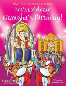 Book Cover: Let's Celebrate Ganesha's Birthday!