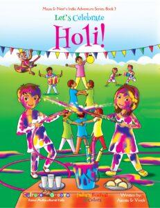 Book Cover: Let's Celebrate Holi!