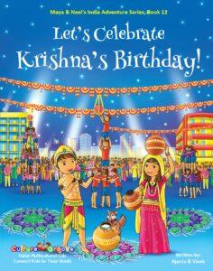 Book Cover: Let's Celebrate Krishna's Birthday!