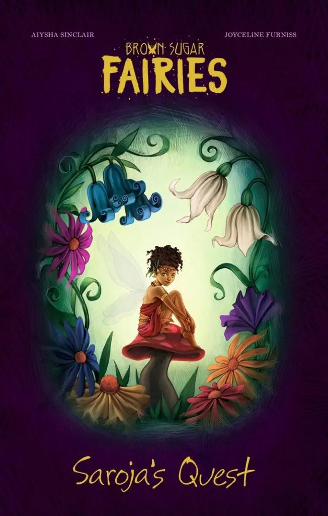 Book Cover: Brown Sugar Fairies: Saroja's Quest