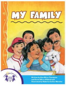 Book Cover: My Family