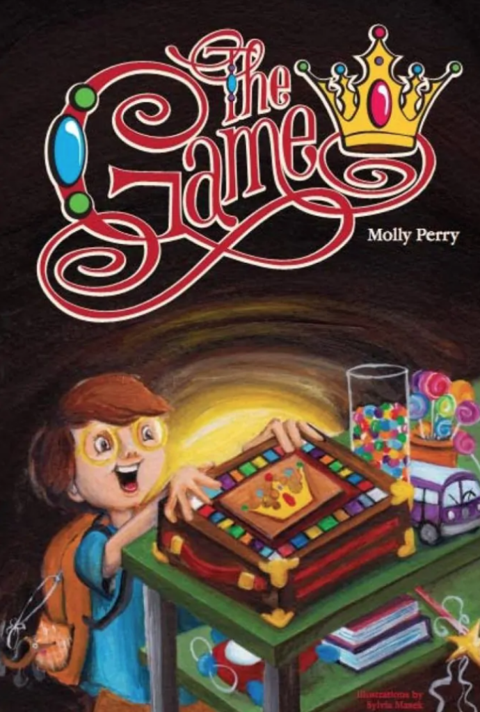 Book Cover: The Game