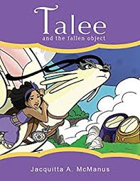 Book Cover: Talee and the Fallen Object
