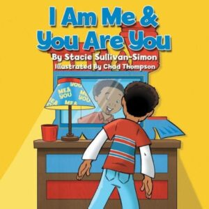 Book Cover: I Am Me & You Are You