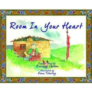 Book Cover: Room in Your Heart