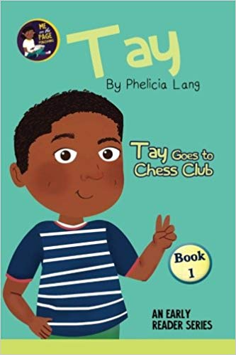 Book Cover: Tay Goes to Chess Club