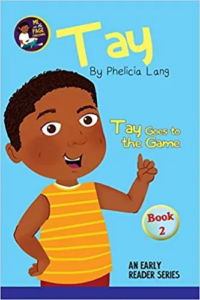 Book Cover: Tay Goes to the Game