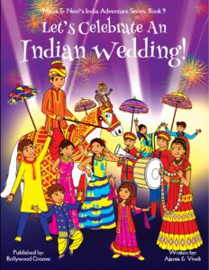 Book Cover: Let's Celebrate an Indian Wedding!