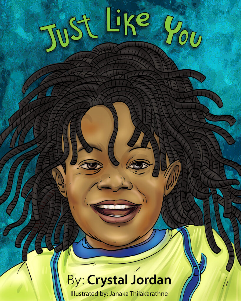 Book Cover: Just Like You