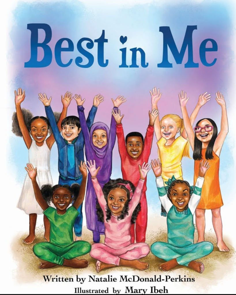 Book Cover: Best in Me